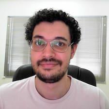 Profil Pengguna Mateus