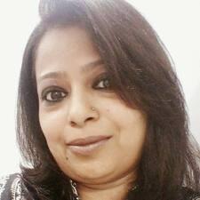 Profil utilisateur de Rajrupa