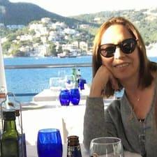 Alejandra Brukerprofil