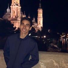 Israel Alejandro - Uživatelský profil