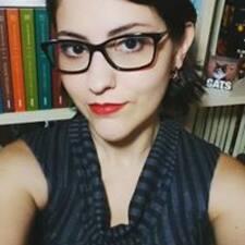 Marianna felhasználói profilja