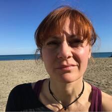 Giorgia - Uživatelský profil