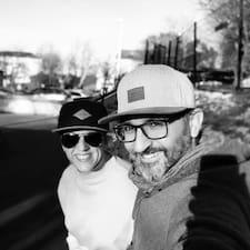 Audrey & Tom bir süper ev sahibi.