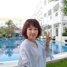 Användarprofil för Meeyoung