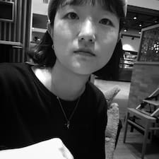 Eunbi的用戶個人資料