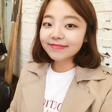 Perfil do utilizador de Eunji