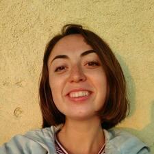 Natali felhasználói profilja