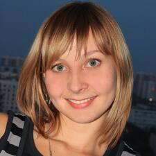 Профиль пользователя Юлия