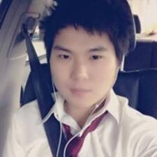 Phong - Uživatelský profil