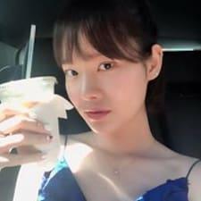Yijin的用戶個人資料