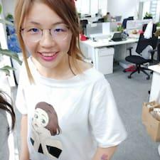 筱薇 felhasználói profilja