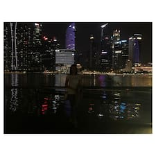 Profil Pengguna Christine Sia