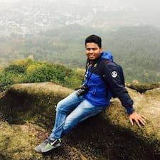 Gebruikersprofiel Gyanendra