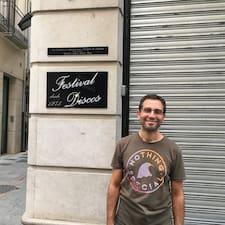 Användarprofil för Raúl