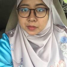 Nur Amal Hayati的用戶個人資料