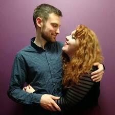 Jonny & Chloe Brukerprofil
