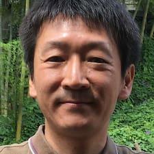 Takeshi的用戶個人資料