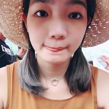 律昀 User Profile
