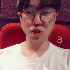 Profil utilisateur de Jiwoo