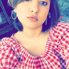 Profil utilisateur de Sana