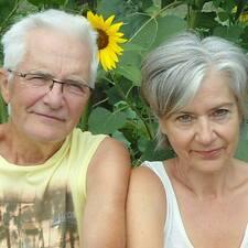 Henkilön Jacques & Patricia käyttäjäprofiili