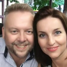 Greg & Svetlana User Profile