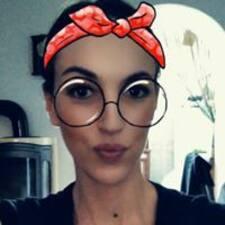 Antonia felhasználói profilja