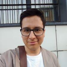 Profil utilisateur de Pablo Antonio