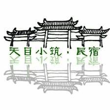 Henkilön 兴 käyttäjäprofiili