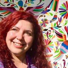 Profil utilisateur de Mirtha Miroslava