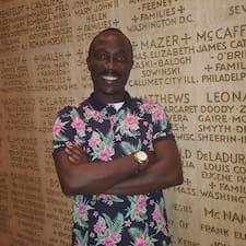 Adebambo felhasználói profilja