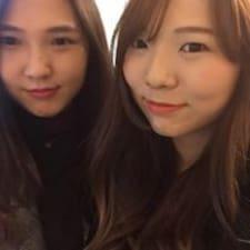 Perfil do utilizador de Yoojin