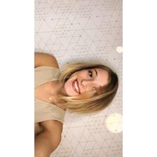 Profil Pengguna Meline
