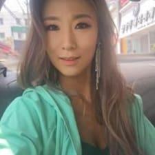고은 felhasználói profilja
