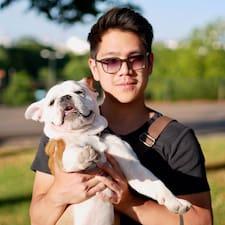 Profil utilisateur de Hoang Viet