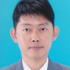 Profil utilisateur de Tadashi