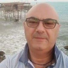 Perfil do utilizador de Giovanni
