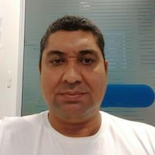 Henkilön Marcos Santos Santana käyttäjäprofiili