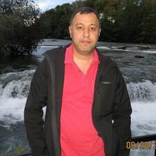 Shukhrat Brugerprofil
