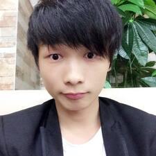 Perfil do usuário de 峰