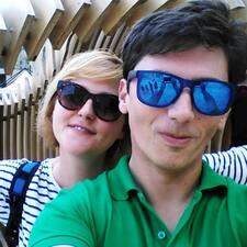 Perfil do utilizador de Jelena&Manuel