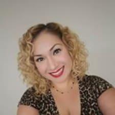 Aracely felhasználói profilja