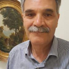 Mostafa felhasználói profilja