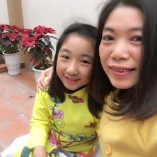 Profil utilisateur de Nguyen Thi Thanh