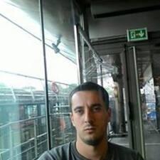 Degau felhasználói profilja