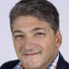 Hubert - Uživatelský profil