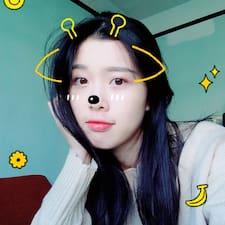 Profil utilisateur de 烨婧