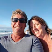 Janice & Brett to Superhost.