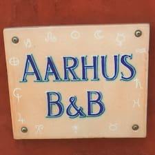 Aarhus B&B Brukerprofil