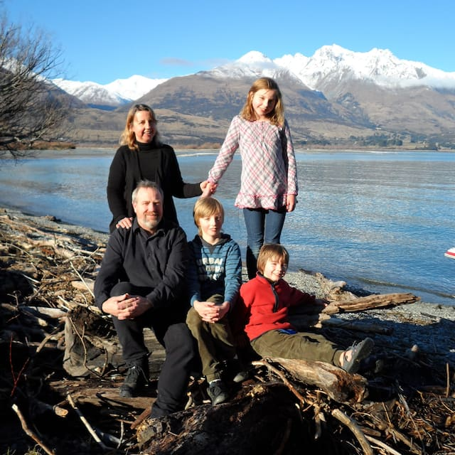 Guidebook for Glenorchy